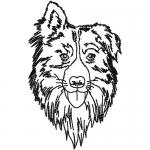 Australian Shepherd von OhMyCS Sketch