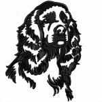 Cocker Spaniel von emblibrary.com
