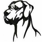 Dogge von emblibrary.com