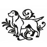 Labrador Retriever von emblibrary.com