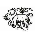 Sheltie von emblibrary.com