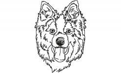 Hundeskizze von OhMyCS Sketch