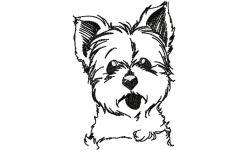 Terrier 2 von OhMyCS Sketch