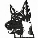 Deutscher Schäferhund von GrandSlamDesign